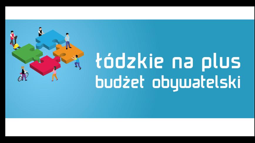 V edycja Budżet Obywatelski Województwa Łódzkiego wystartowała!