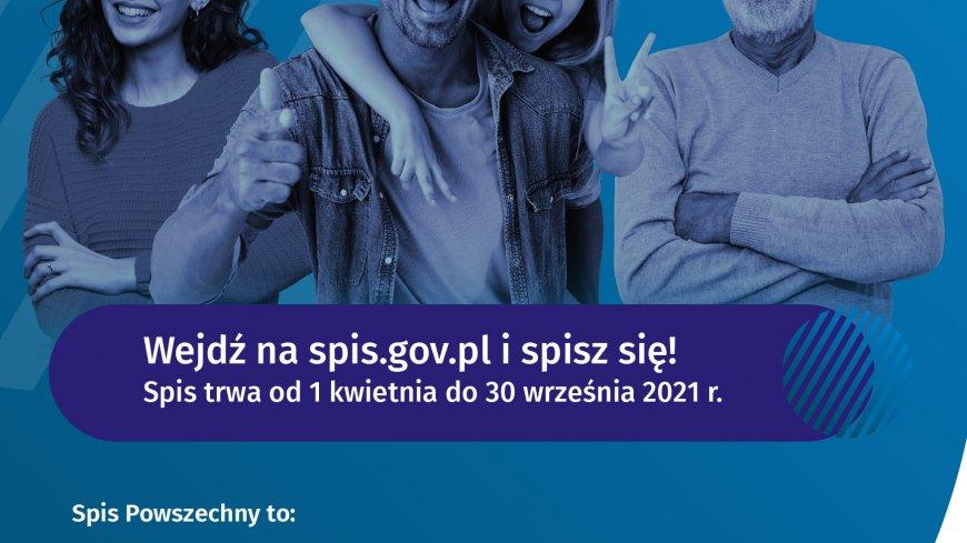 Nowelizacja ustawy o Narodowym Spisie Powszechnym 2021