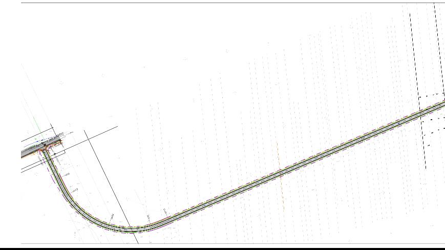 Mapa poglądowa drogi Owczary - Strzelce DK12
