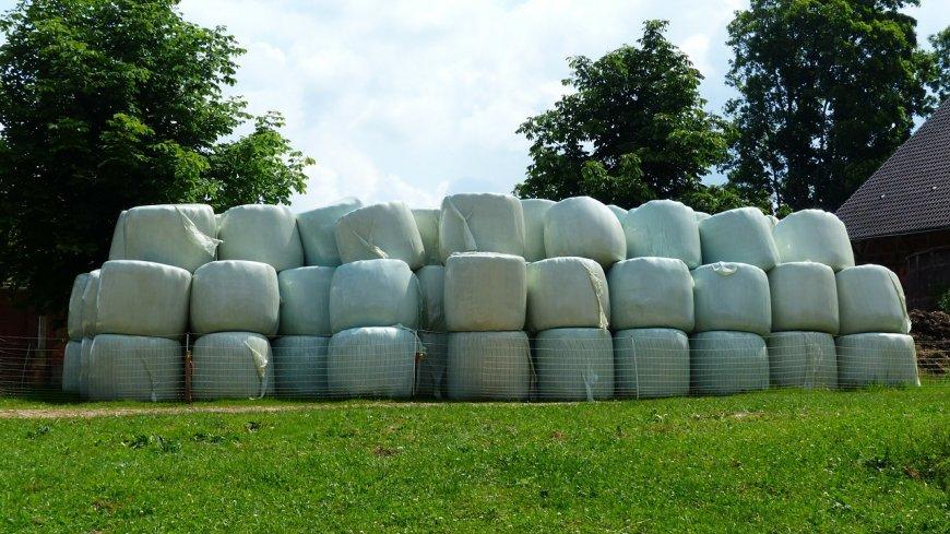 Usuwanie folii rolniczych i innych odpadów pochodzących z działalności rolniczej