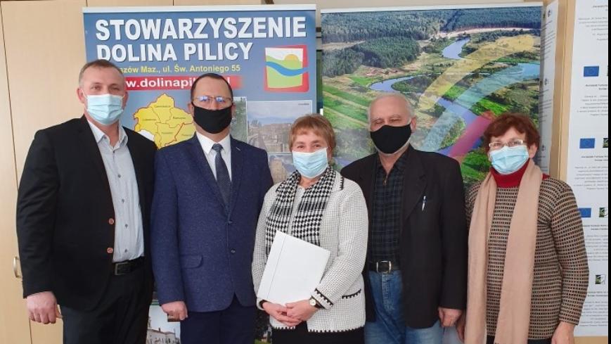 Kolejne dofinansowanie dla gminy Mniszków z Doliny Pilicy!